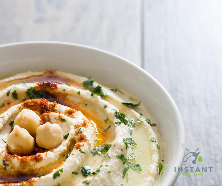 Instant Pot Hummus