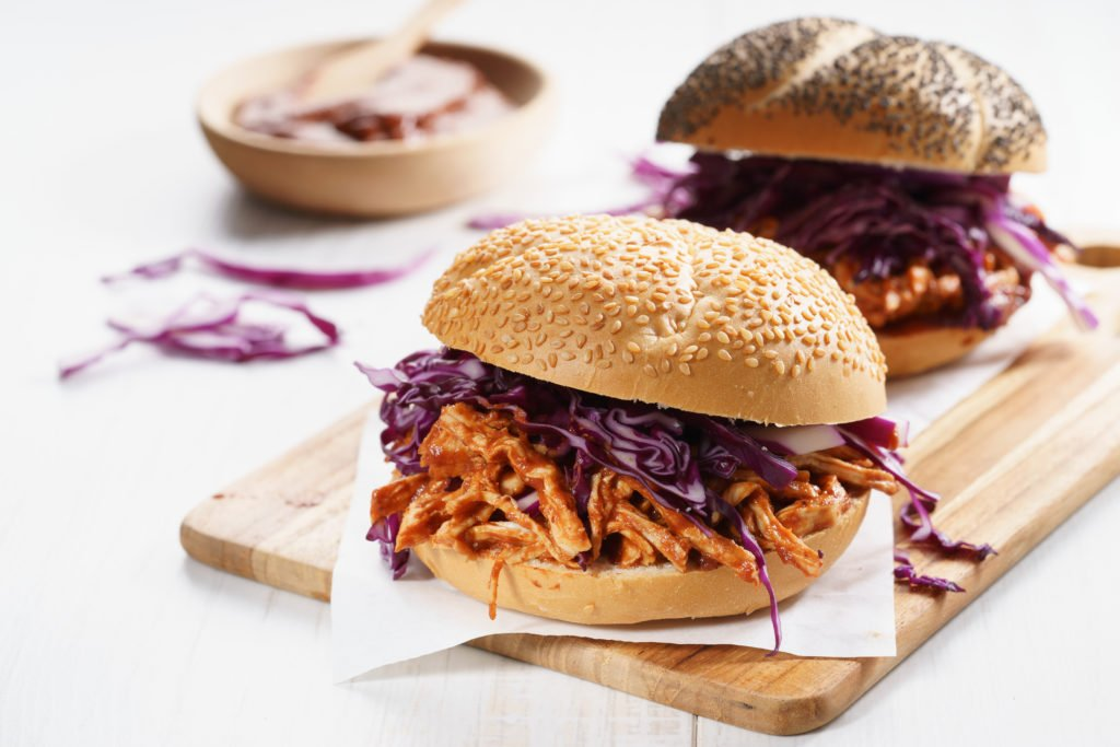 Instant Pot BBQ Shredded Chicken Recipe