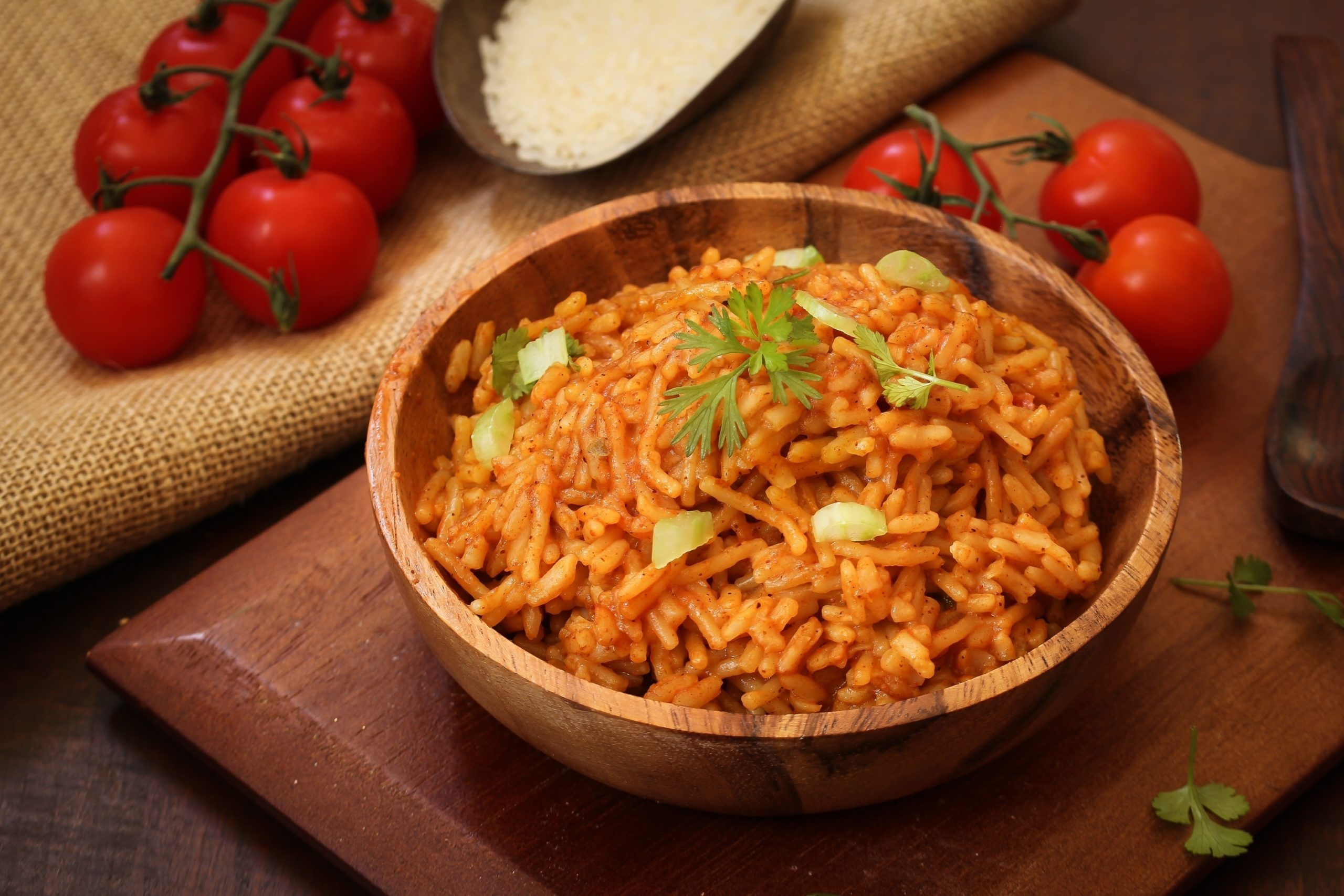 Instant Pot Easy Spanish Rice