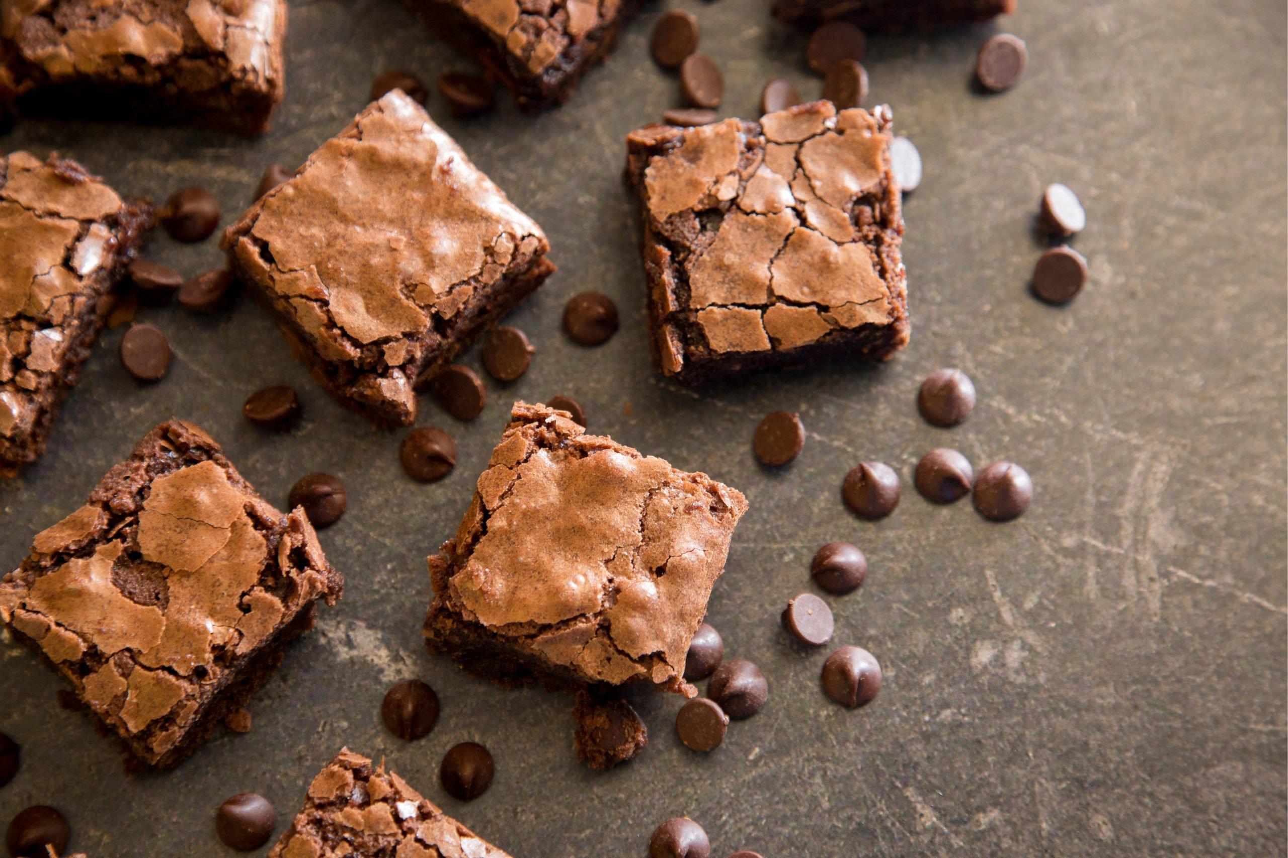 Instant Pot Fudgy Brownies