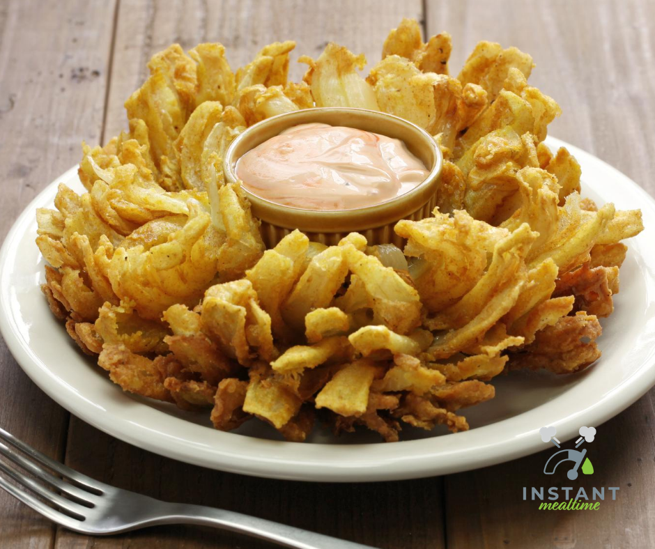 Air Fryer Blooming Onion (Outback Copycat)