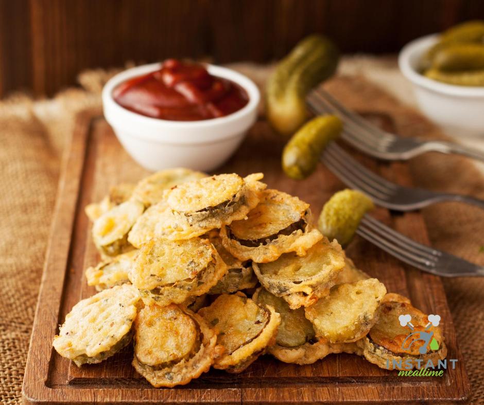 Air Fryer Fried Pickles (Texas Roadhouse Copycat)